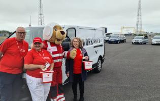 NHS Ride of Thanks Air Ambulance