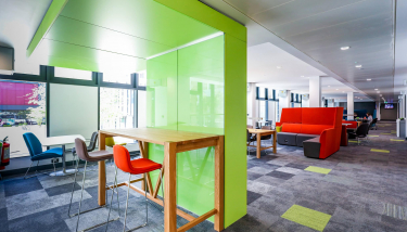 Expertise Fit out Gallery 8