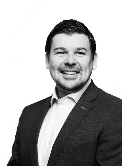 Richard Carron Head of Business Development Team